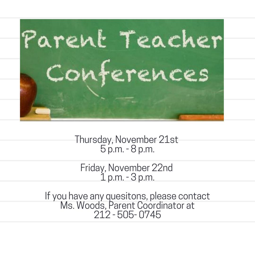 Information about Parent teacher conference