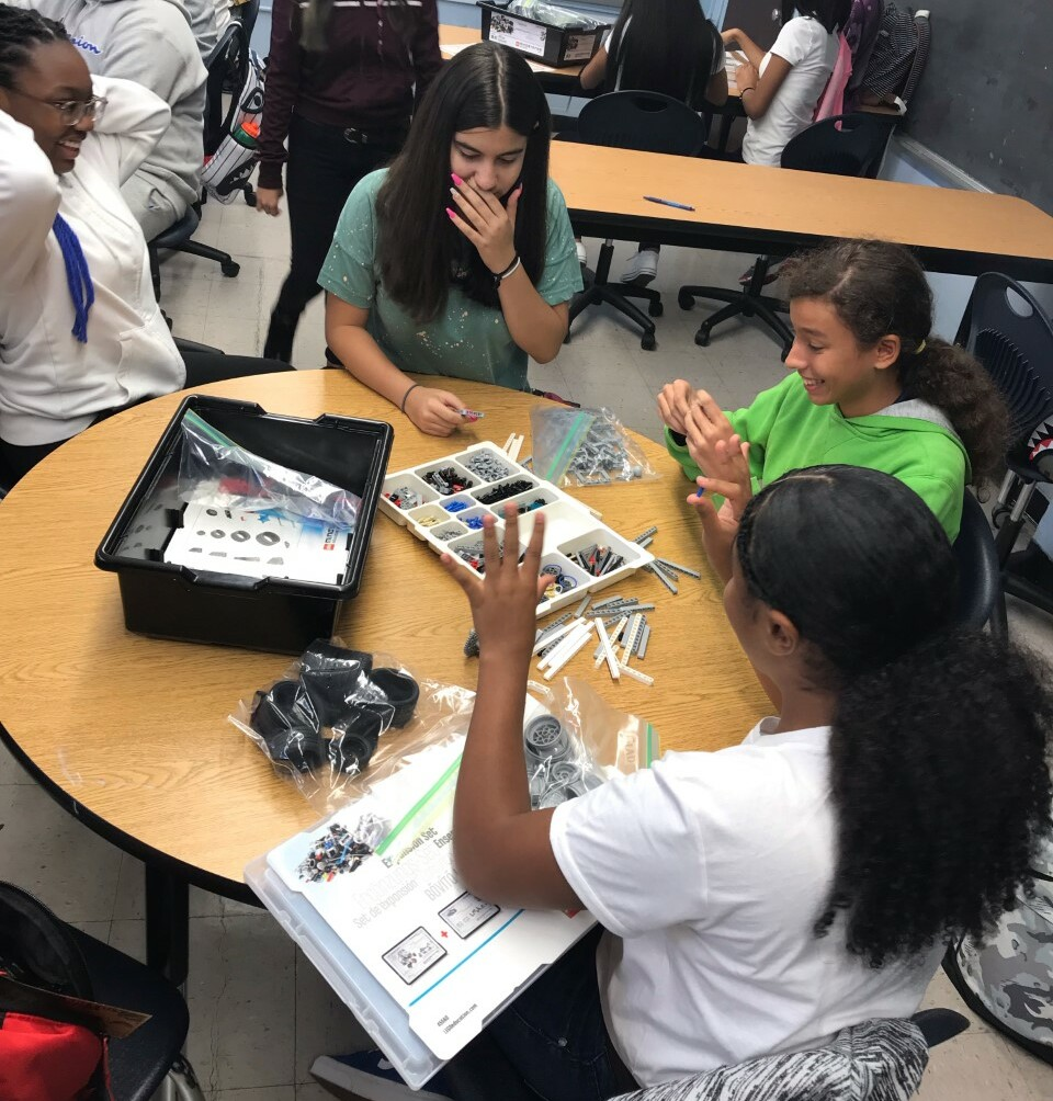 Girls in Robotics