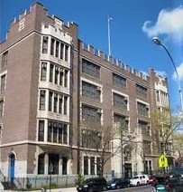 Inwood Early College building