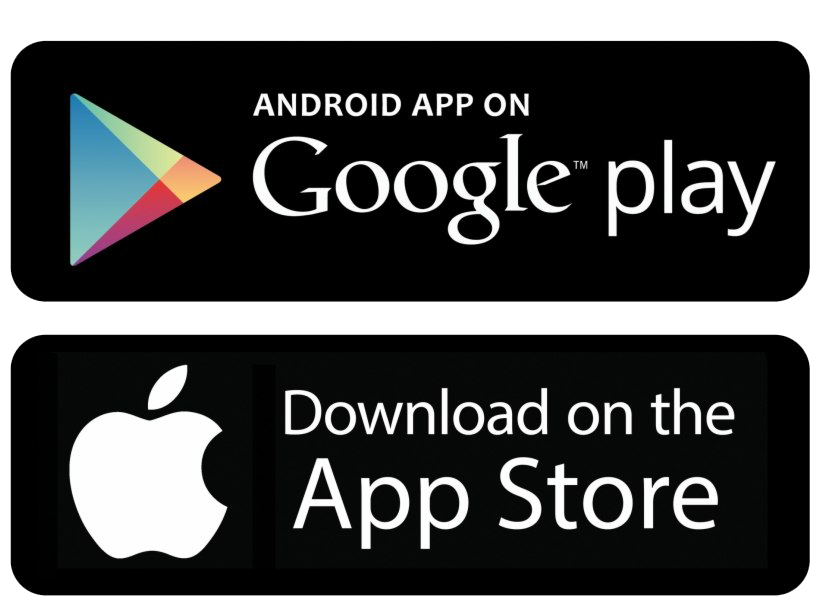 School App available on Google Play Store and Apple App Store.
