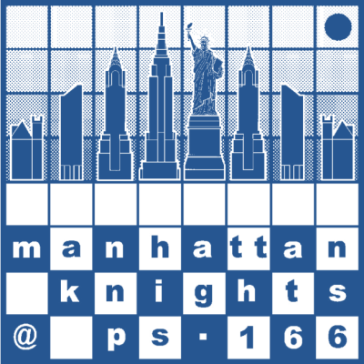 Manhattan Knights Chess logo