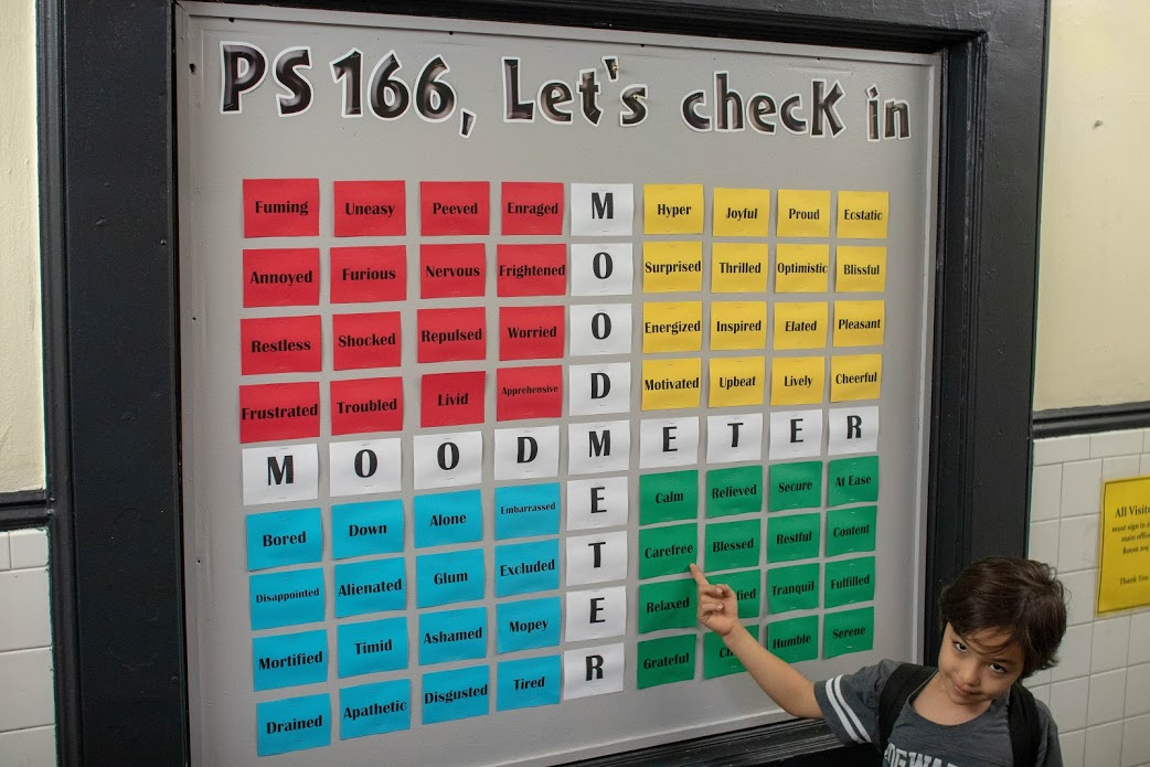 student and mood meter