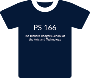 PS166 Logo T-Shirt
