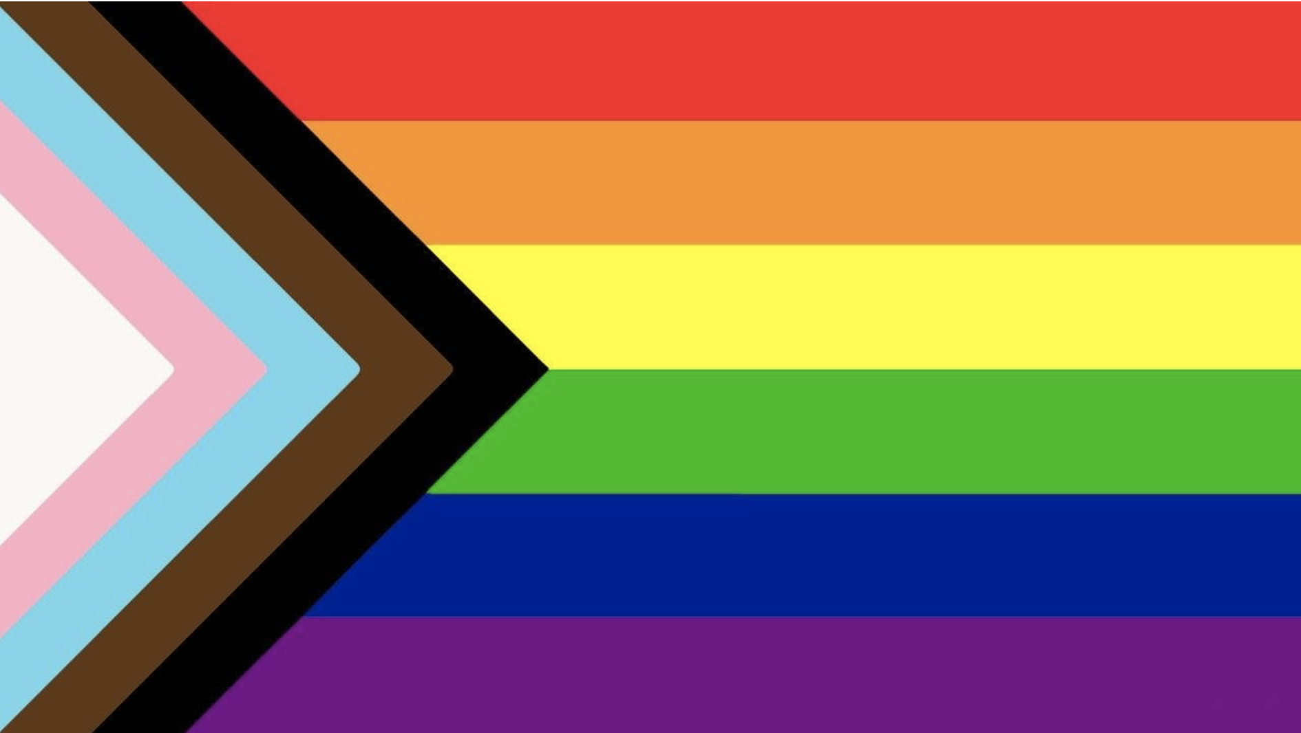 Alternative Pride Flag June 2020