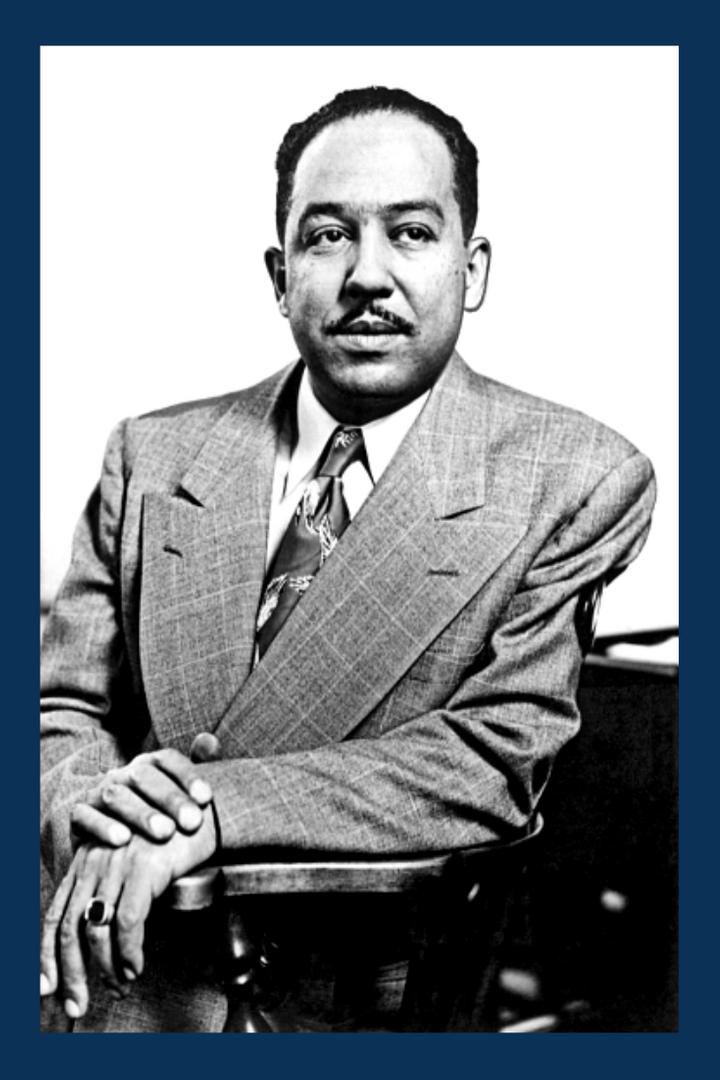 James Mercer Langston Hughes