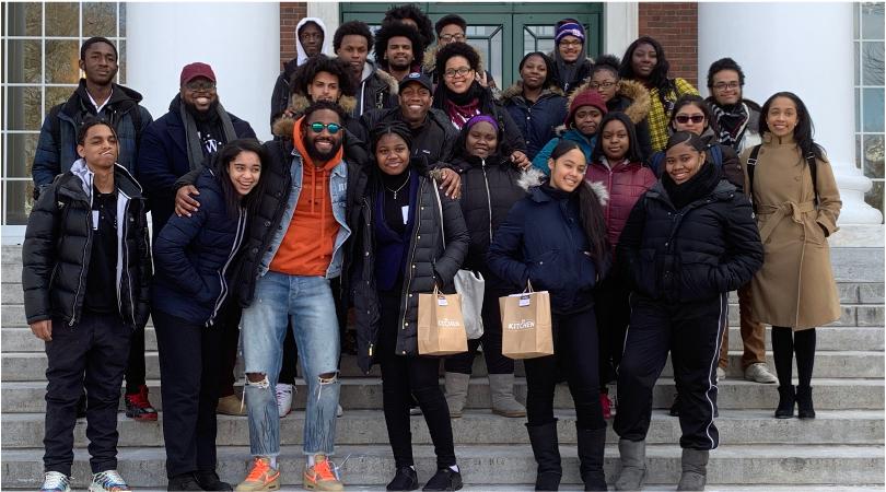 WINGS Academy visits Harvard Business School.
