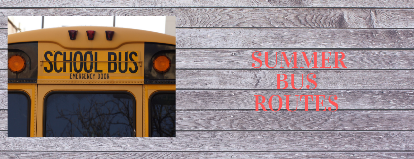 Summer Bus Routes