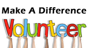Make a Difference: volunteer Clip art