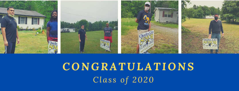 Seniors get yard signs