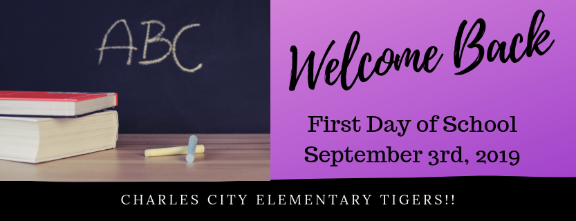 CCES Welcome First Day of School