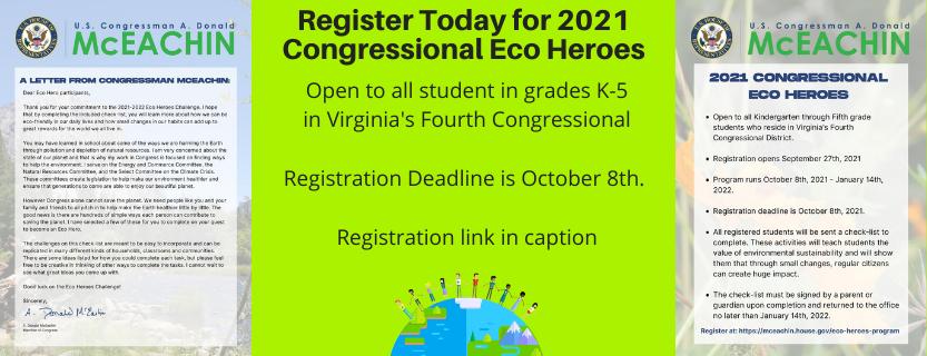 Eco Heroes Challenge