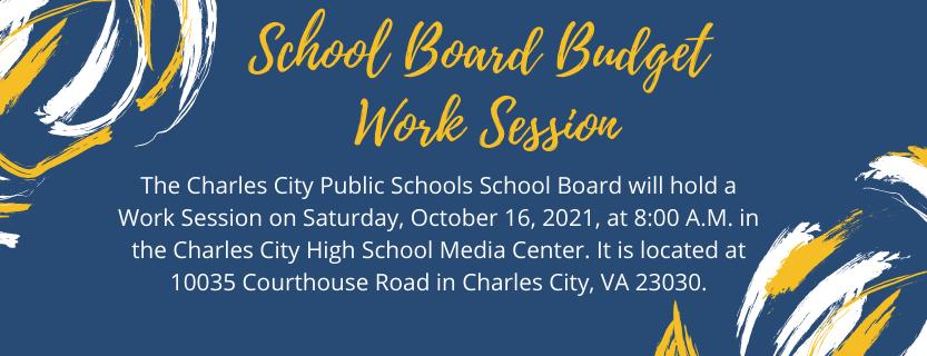 SB Work Session Oct. 16 2021