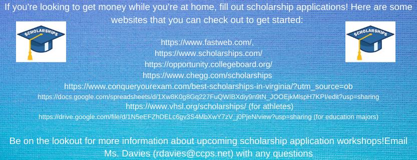 School Career Virtual Services