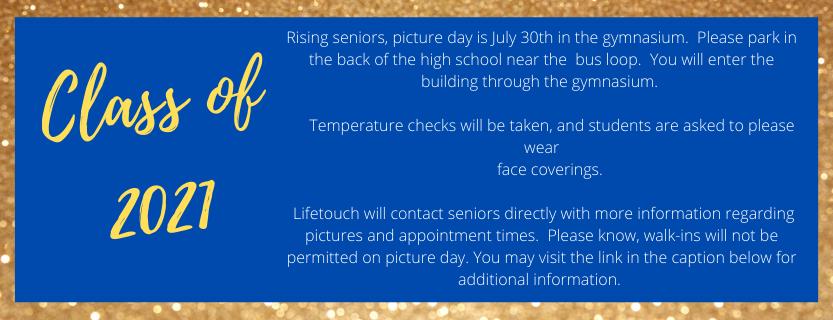 Senior Portraits July 30