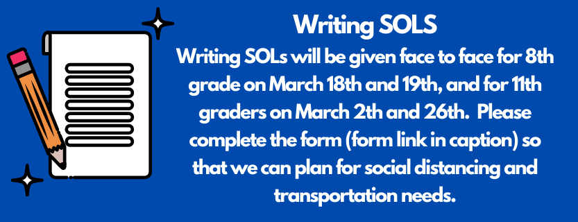 Writing SOL Information