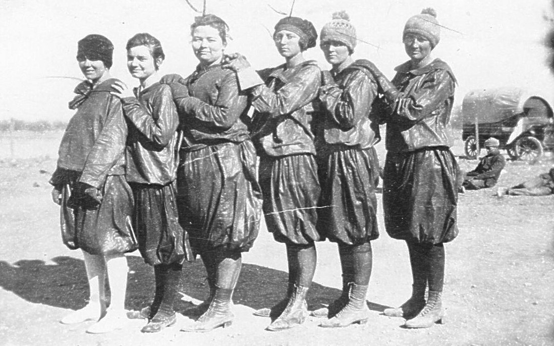 1920 Tatum Girls Basketball Team- If you can identify  anyone please let us know!