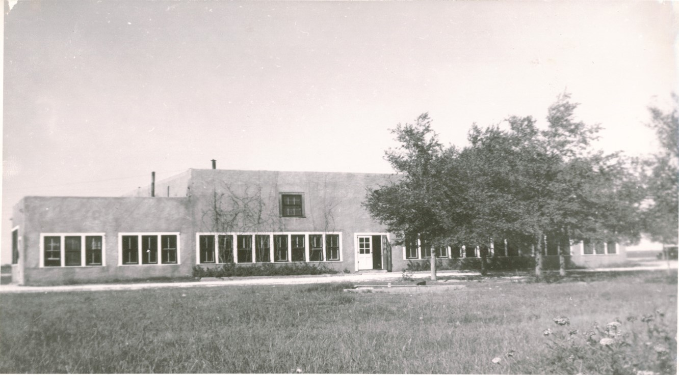 Old Tatum High School