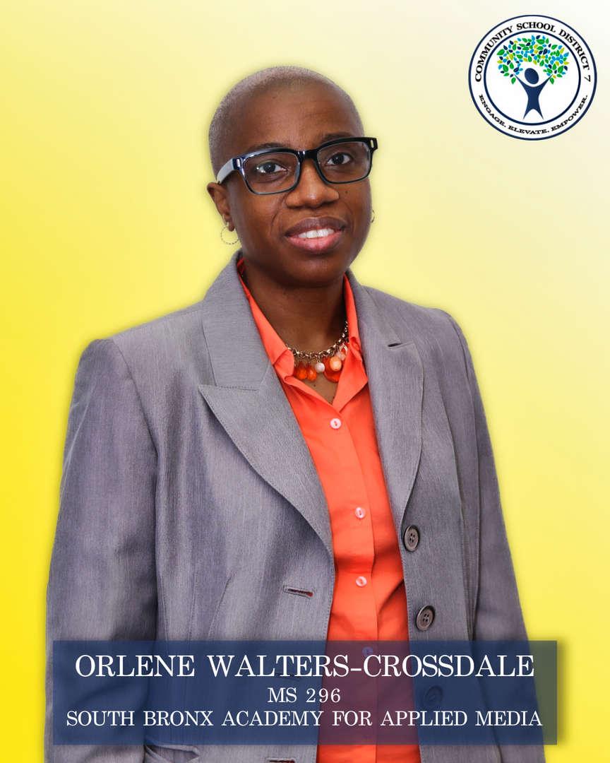Orlene Walters-Crossdale, Parent Coordinator