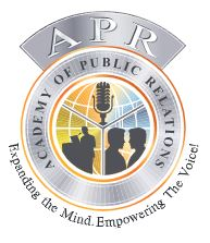 MS 298, Academy of Public Relations logo