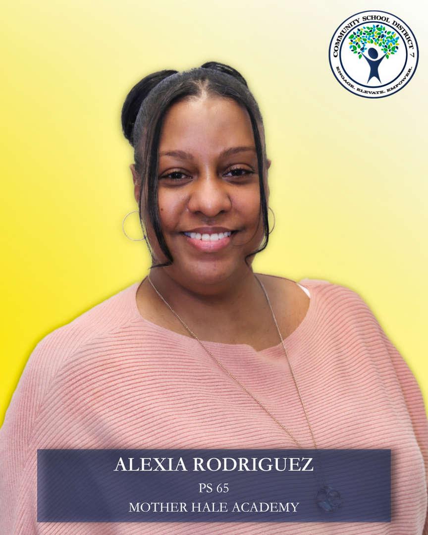 Alexia Rodriguez, Parent Coordinator