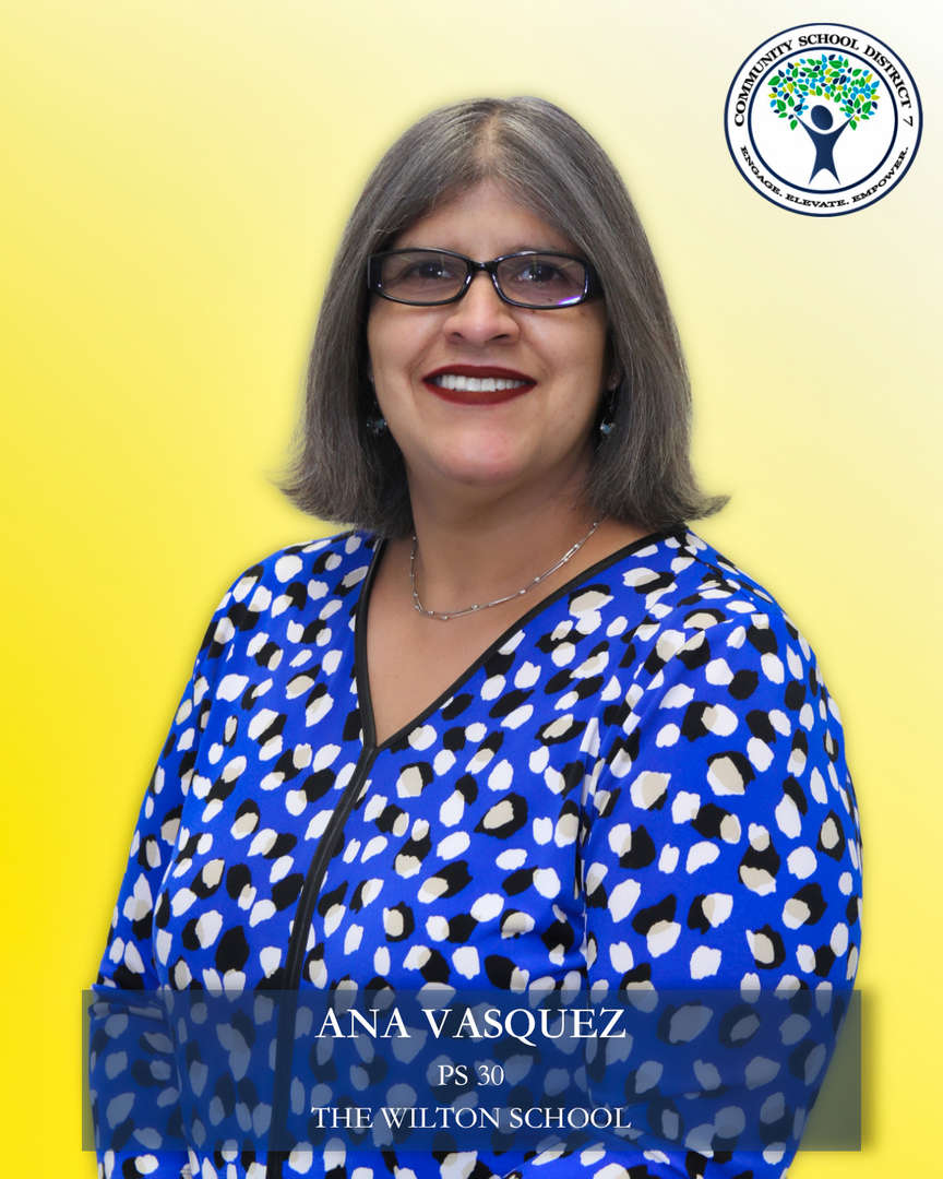 Ana Vazquez, Parent Coordinator