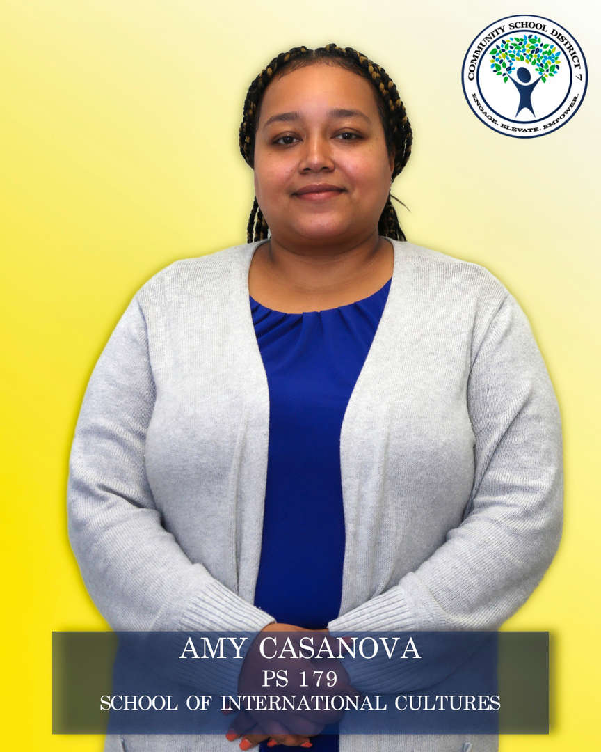 Amy Cassanova, Parent Coordinator