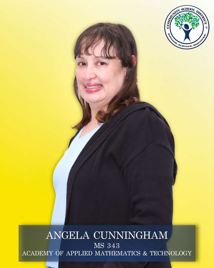 Angela Cunningham, Parent Coordinator