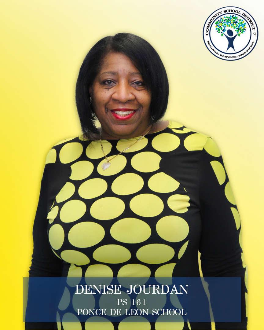 Denise Jourdan, Parent Coordinator