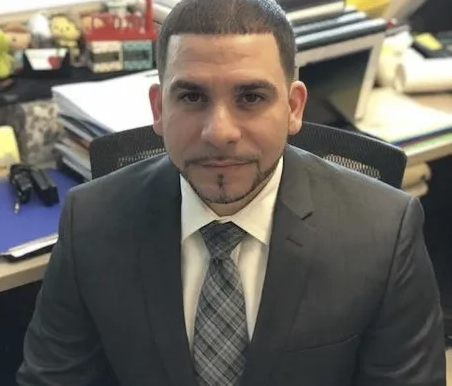 Community Superintendent, Rafael Alvarez