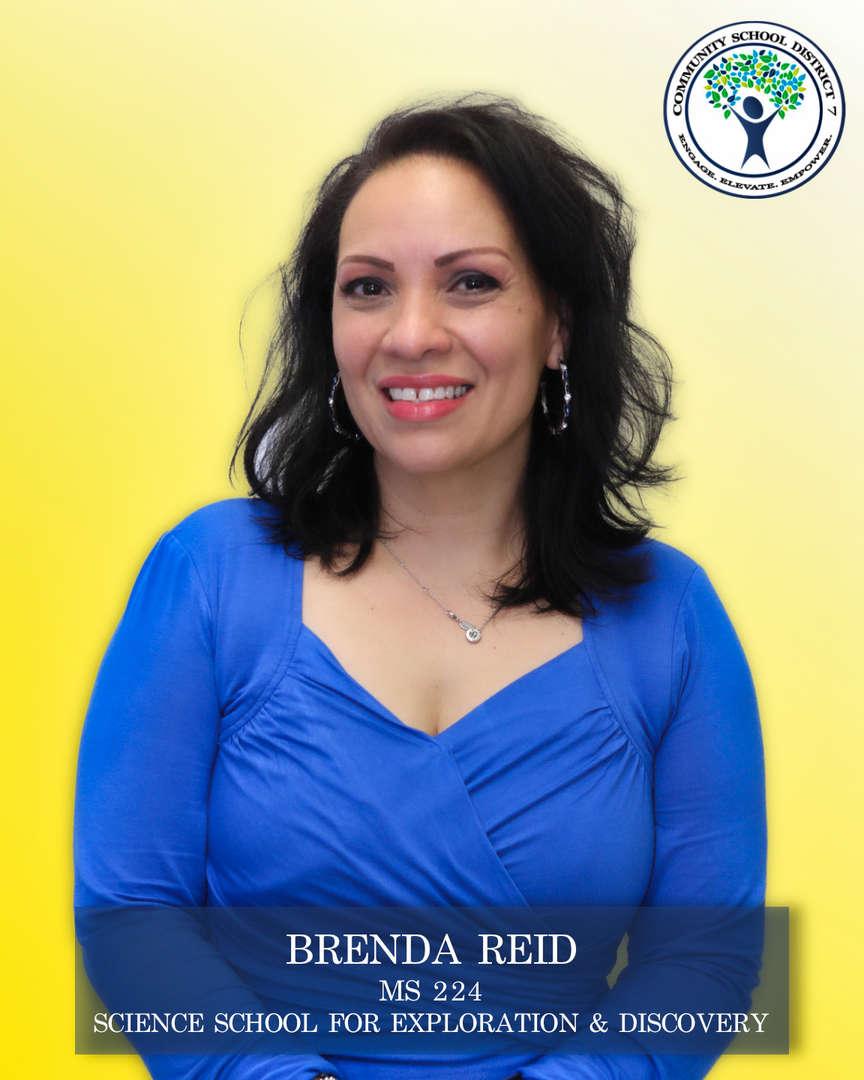 Brenda Reid, Parent Coordinator