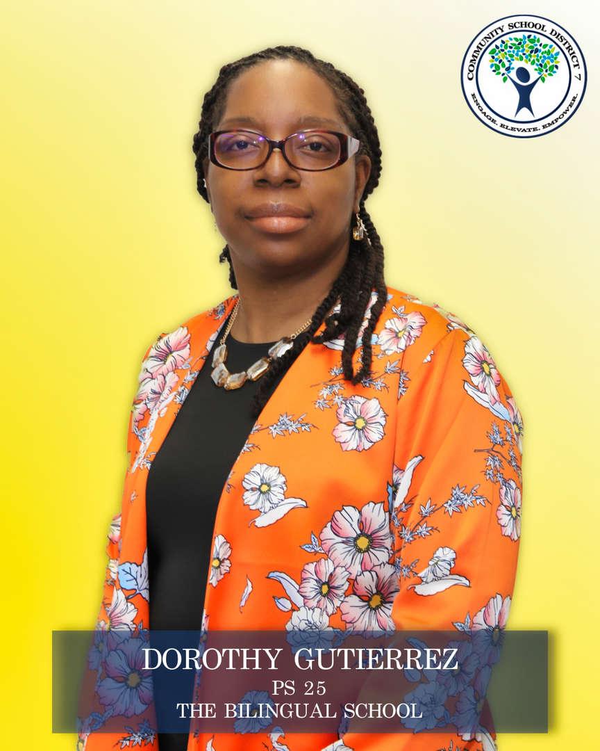 Dorothy Gutierrez, Parent Coordinator