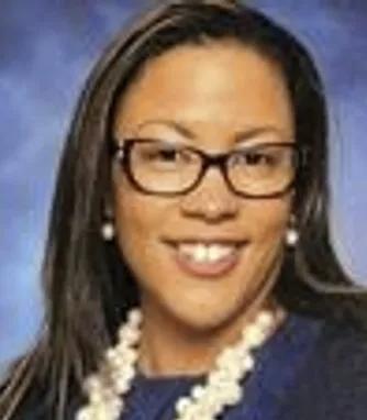 Deputy Community Superintendent, Dr. Nyree Dawn Dixon