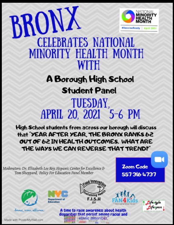A Borough High School Student Panel.