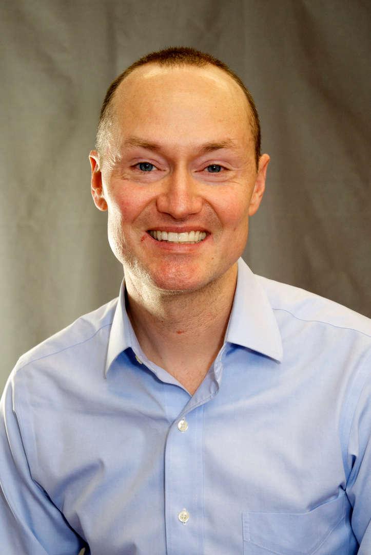 Principal Jon Harriman