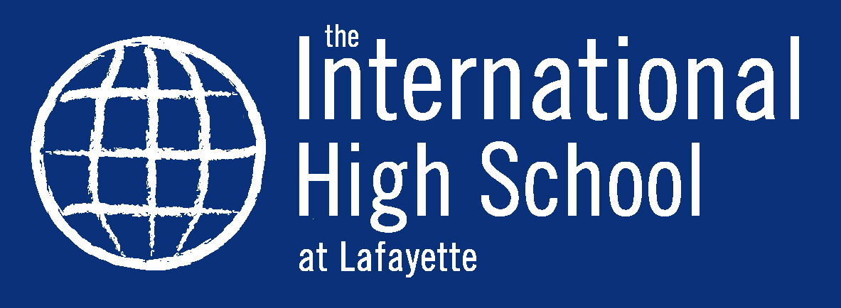 International High School At Lafayette Logo