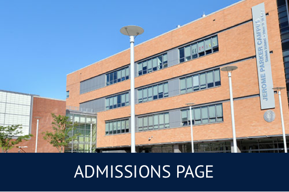 Admissions Page