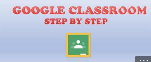 Google Classroom gif