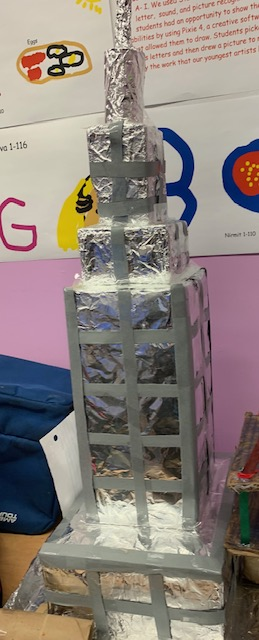 Maker Space Tower Project