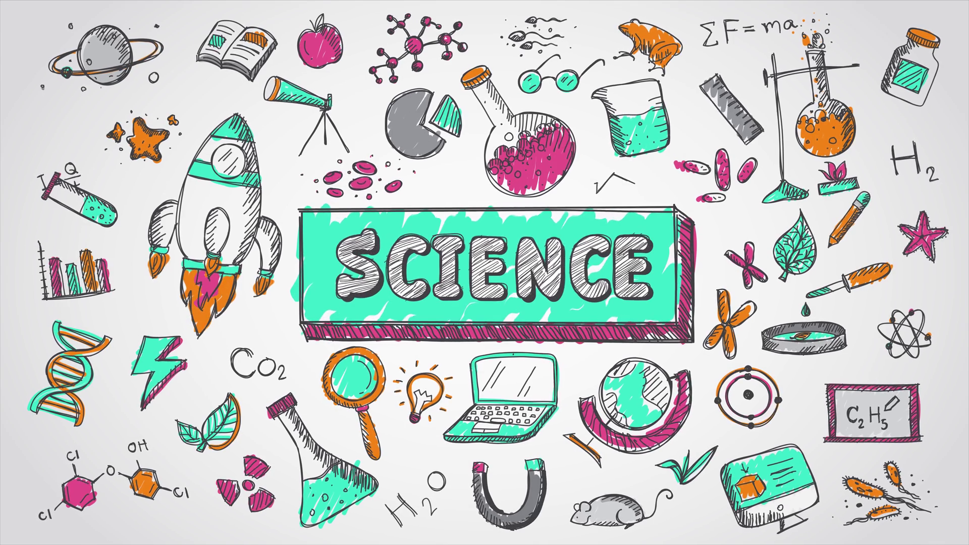 Science projects gif