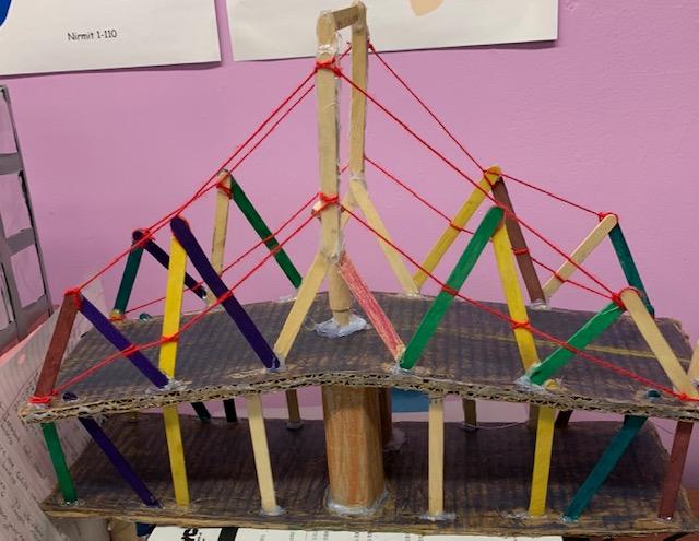 Maker Space Bridge Project