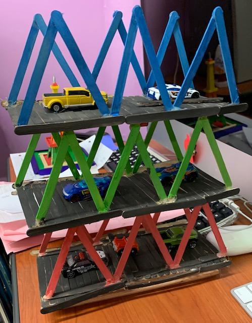Maker Space Double Decker Bridge Project