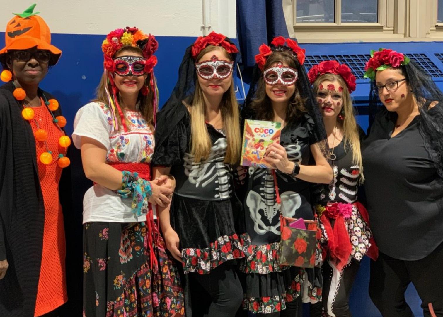 Fall Festival 5th Grade Teachers