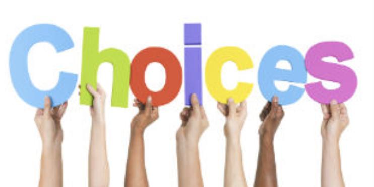 Choices gif