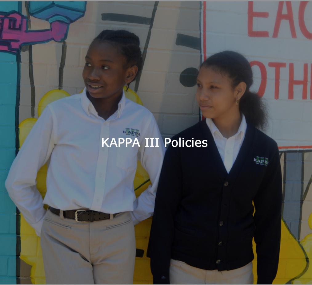 Kappa III Policies