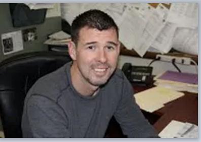 Mr. Dwyer, College Advisor