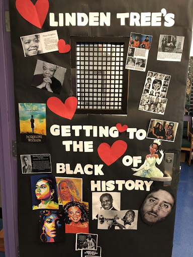 Black History Month Door Contest