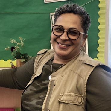 Parent Coordinator, Maria Centeno