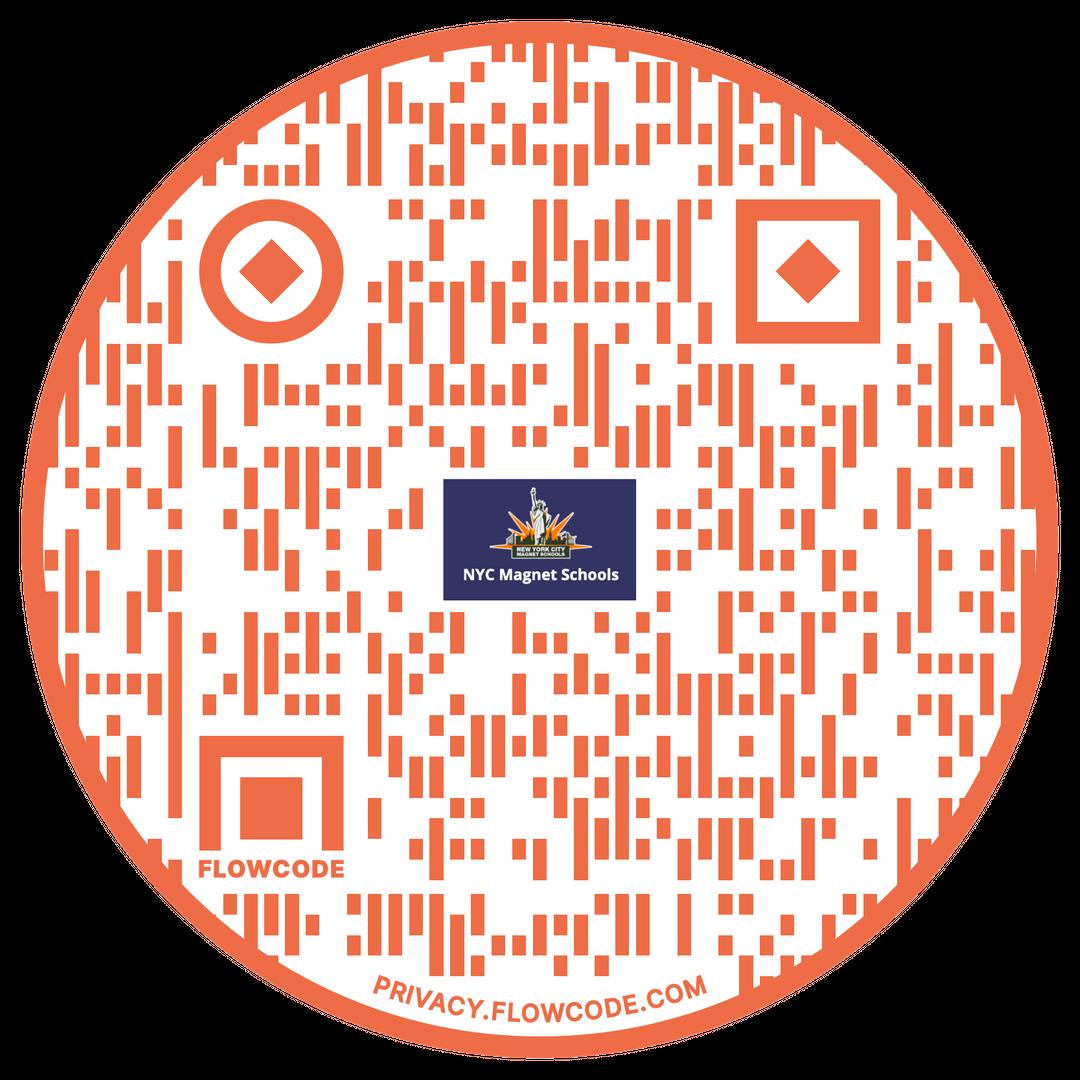 QR Code for Magnet Application