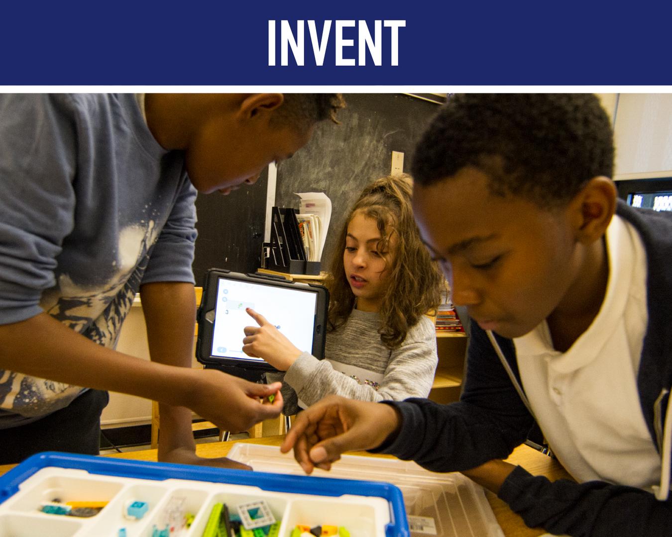 Invent: Robotics