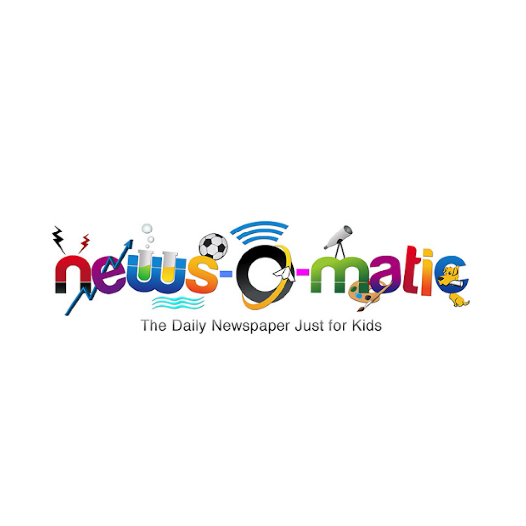 News-o-Matic The Daily Newspaper Just for Kids